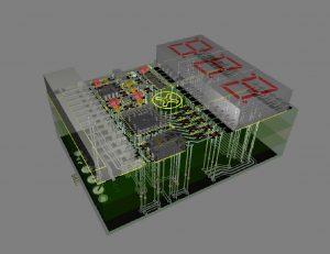 3D Ansicht Baugruppe